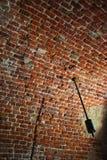 Ziegelsteindecke Stockfoto
