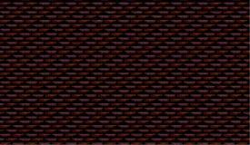 Ziegelsteindesign-Fliesenhintergrund Stockfotos