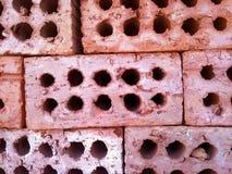 Ziegelsteine Stockbild