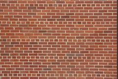Ziegelsteine in der Wand Lizenzfreies Stockfoto