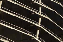 Ziegelsteine, die draußen legen Lizenzfreie Stockbilder