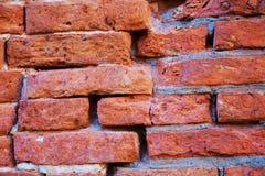 Ziegelsteine, Nahaufnahme Stockbilder