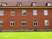 Ziegelsteingebäude Lizenzfreie Stockfotografie