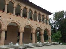 Ziegelsteingebäude Lizenzfreies Stockfoto