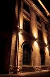 Ziegelsteingebäude Stockfoto