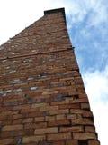 Ziegelsteinkontrollturm Stockbild