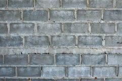 Ziegelsteinlegen und Mörsermusterhintergrund Lizenzfreies Stockbild
