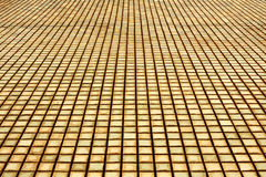 Ziegelsteinplasterung ` Lizenzfreies Stockbild