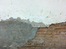 Ziegelsteinschmutzwand Stockbilder