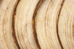 Ziehen Sie einer Banane ab Lizenzfreies Stockfoto