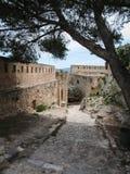 Ziehen Sie sich bei Jativa, Valencia y Murcia, Spanien zurück Stockbild