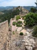 Ziehen Sie sich bei Jativa, Valencia y Murcia, Spanien zurück Lizenzfreie Stockfotografie