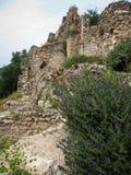 Ziehen Sie sich bei Jativa, Valencia y Murcia, Spanien zurück Stockfotos