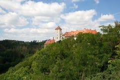 Ziehen Sie sich Bitov im Süd-Moray, Tschechische Republik zurück Lizenzfreie Stockfotos