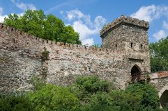 Ziehen Sie sich Bitov im Süd-Moray, Tschechische Republik zurück Stockfoto
