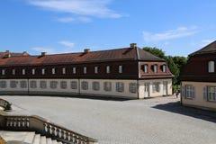 Ziehen Sie sich Einsamkeit, Gericht, Stuttgart, Deutschland zurück stockbilder