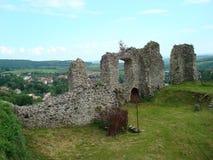 Ziehen Sie sich Ruinen zurück Lizenzfreie Stockfotografie