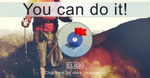 Ziel-Ziel-Zweck-Auftrag-Ziel-Konzept Lizenzfreie Stockfotografie