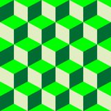 zieleń mieszający deseniowy psychodeliczny ilustracji