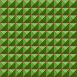 Zieleń nabija ćwiekami bezszwowego tekstury tło Obraz Stock