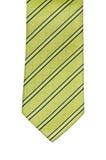 zieleń odizolowywający krawat Zdjęcie Royalty Free