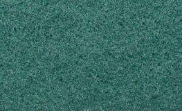 Zieleń, włókienna tekstura tkanina Tkankowa tekstura Zdjęcie Royalty Free