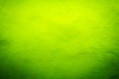 Zieleń z żółtym tekstury tłem Obrazy Stock