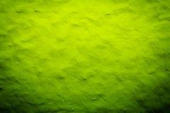 Zieleń z żółtym tekstury tłem Fotografia Royalty Free