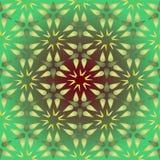 5 zieleń Obrazy Royalty Free