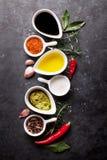 Ziele, condiments i pikantność, Zdjęcie Royalty Free