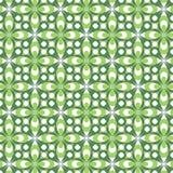 zieleń kwiecisty wzór Fotografia Royalty Free