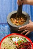 ziele tajlandzki Obraz Stock