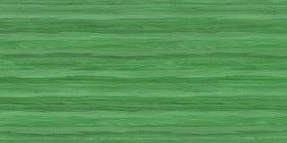 Zieleni barwiony drewno tła zieleni tekstury drewno Obrazy Royalty Free