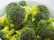 Zieleni brokuły Fotografia Stock