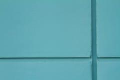 Zieleni ściany Fotografia Stock