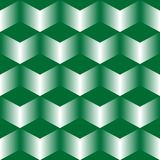 zieleni deseniowi schodki royalty ilustracja