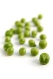 zieleni grochy Zdjęcie Stock