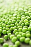 zieleni grochy Zdjęcia Stock