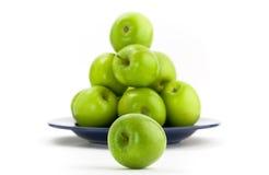 Zieleni jabłka Obraz Royalty Free