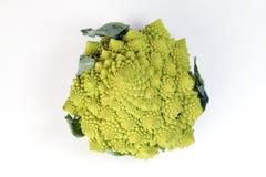 Zieleni Romanesco brokuły Zdjęcia Royalty Free