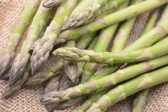 Zieleni Szparagowi warzywa Obraz Stock