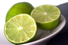 zieleni wapno zdjęcia stock