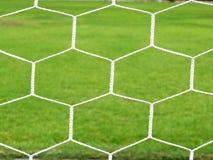 Zielfußball Lizenzfreies Stockfoto