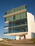 Ziellinie Kontrollturm, Oklahoma City, O.K. Stockfotos