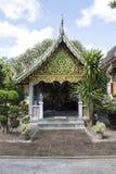 Zielona świątynia Zdjęcie Royalty Free