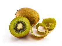 Zielona świeża kiwi owoc Obrazy Royalty Free