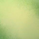 Zielona żółta tło tekstura Zdjęcia Royalty Free