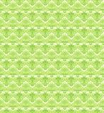 Zielona antykwarska leluja Fotografia Stock