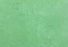 Zielona betonowa tekstura Obrazy Royalty Free