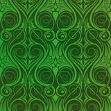 zielona bezszwowa tapeta Fotografia Royalty Free